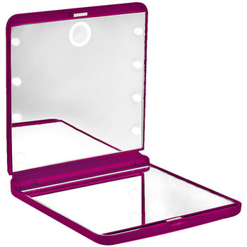 Beauty Accessoires Nägel Beter Espejo Ohh! Light Touch Doble Plegable Con Luz Led rosa 1 u