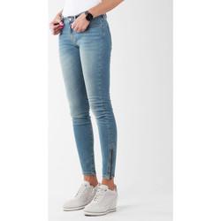 Kleidung Damen Röhrenjeans Wrangler Jeanshose  Skylark W27F4072F blau