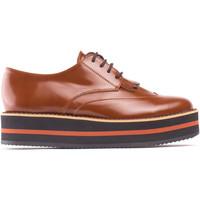 Schuhe Damen Derby-Schuhe Nae Vegan Shoes Sandrabrown Braun
