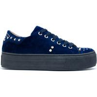 Schuhe Damen Sneaker Low Nae Vegan Shoes Wika Blue Blau