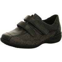Schuhe Damen Slipper Waldläufer Slipper Millu-S Slipper M54302/215771 schwarz