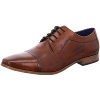 Schuhe Herren Derby-Schuhe & Richelieu Bugatti Schnuerschuhe Morino 312420152100 6300 braun