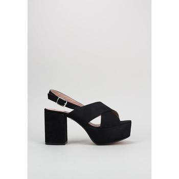 Schuhe Damen Sandalen / Sandaletten Krack Core REVELLING Schwarz