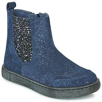 Schuhe Mädchen Boots Mod'8 BLABIS Marine