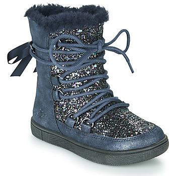 Schuhe Mädchen Schneestiefel Mod'8 BLABY Marine