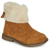 Schuhe Mädchen Boots Mod'8 STELIE Cognac