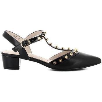 Schuhe Damen Sandalen / Sandaletten Stephen Allen K1943-K1 Schwarz