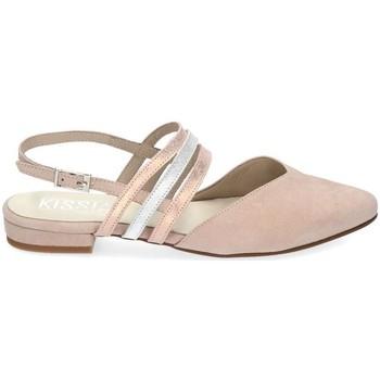 Schuhe Damen Sandalen / Sandaletten Kissia 329 Beige