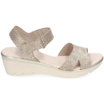 Schuhe Damen Sandalen / Sandaletten Kissia 313 Gold