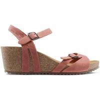 Schuhe Damen Sandalen / Sandaletten Interbios W komfortablen Keil Sandalen TEJA