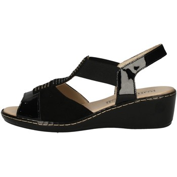 Schuhe Damen Sandalen / Sandaletten Romagnoli B9E7804 BLACK