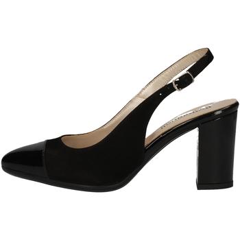 Schuhe Damen Sandalen / Sandaletten Romagnoli B9E1750 BLACK