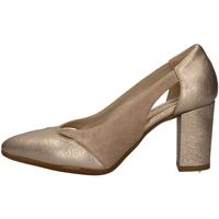 Schuhe Damen Pumps Romagnoli B9E1701 SAND