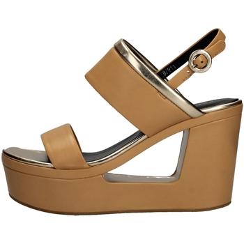 Schuhe Damen Sandalen / Sandaletten Bruno Premi BW6102 Platin