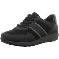 Schuhe Damen Derby-Schuhe & Richelieu Ara Schnuerschuhe Osaka Highsoft  H schwarz