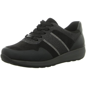 Schuhe Damen Derby-Schuhe & Richelieu Ara Schnuerschuhe Osaka Highsoft  H 12-34589-08 schwarz