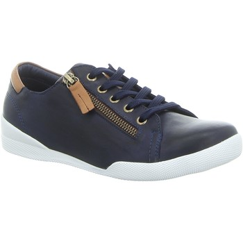 Schuhe Damen Derby-Schuhe & Richelieu Andrea Conti Schnuerschuhe 0347839-537 blau