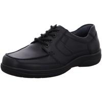 Schuhe Herren Derby-Schuhe Waldläufer Schnuerschuhe KEN 633003-174/001 schwarz
