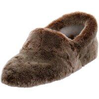 Schuhe Damen Hausschuhe Giesswein Gera 45833.232 braun