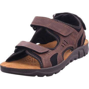 Schuhe Herren Sandalen / Sandaletten Bold - TL04QF22 schwarz/dunkel braun