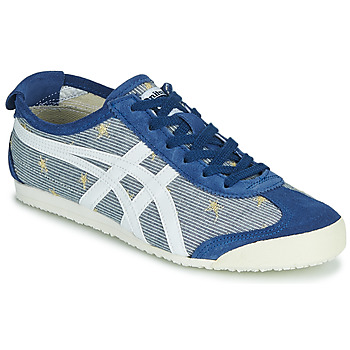 Schuhe Sneaker Low Onitsuka Tiger MEXICO 66 MIDNIGHT Blau / Weiss