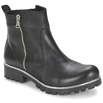 Stiefelletten / Boots Andrea Conti GLIONE Schwarz 350x350