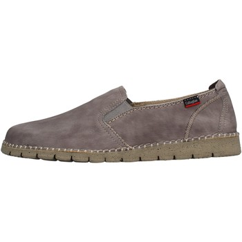 Schuhe Herren Slip on CallagHan - Slip on  grigio 84701 GRIGIO