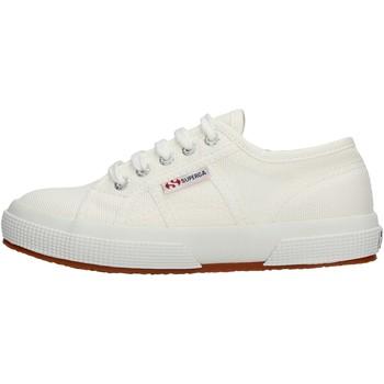 Schuhe Mädchen Sneaker Low Superga - 2750 j cot classic bianco S0003C0 2750 901 BIANCO