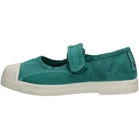 Schuhe Mädchen Tennisschuhe Natural World - Scarpa velcro menta 476E