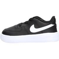 Schuhe Jungen Sneaker Low Nike - Force 1 18 nero 905220-002