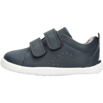 Schuhe Jungen Sneaker Low Bobux - Step up grass blu 728915 BLU