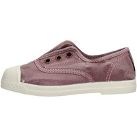 Schuhe Mädchen Sneaker Low Natural World - Scarpa elast glicine 470E-633