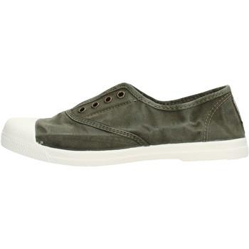 Schuhe Jungen Sneaker Low Natural World - Sneaker kaki 102E-622 KAKI
