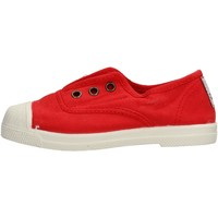 Schuhe Jungen Sneaker Low Natural World - Scarpa lacci rosso 470-502