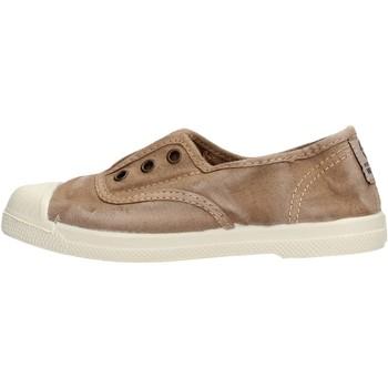Schuhe Jungen Sneaker Low Natural World - Scarpa elast beige 470E-621