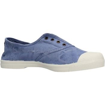 Schuhe Jungen Tennisschuhe Natural World - Sneaker celeste 102E-690 CELESTE