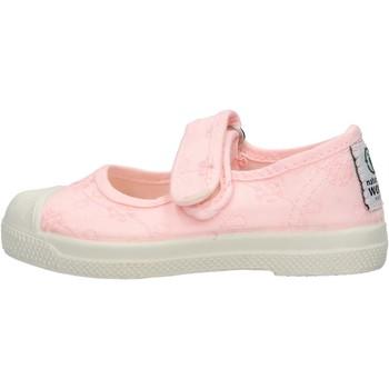 Schuhe Mädchen Ballerinas Natural World - Ballerina rosa 478-541 ROSA