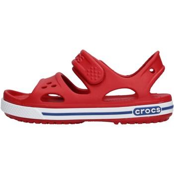 Schuhe Jungen Wassersportschuhe Crocs - Crocband ii sand rosso 14854