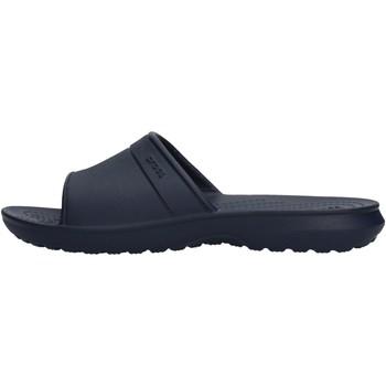Schuhe Jungen Wassersportschuhe Crocs - Classic slide k blu 204981 BLU