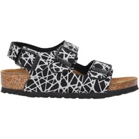 Schuhe Jungen Sandalen / Sandaletten Birkenstock - Milano nero 1012609 NERO