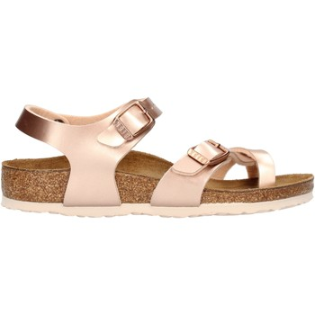 Schuhe Mädchen Sandalen / Sandaletten Birkenstock - Taormina bronzo 1014444 BRONZO
