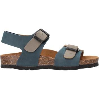 Schuhe Jungen Sandalen / Sandaletten Gold Star - Sandalo da Bambino Beige in Pelle 1805