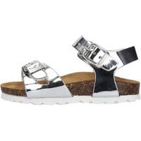 Schuhe Mädchen Sandalen / Sandaletten Gold Star - Sandalo argento 1846TT ARGENTO