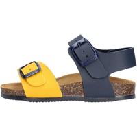 Schuhe Jungen Sandalen / Sandaletten Gold Star - Sandalo giallo 8805 GIALLI