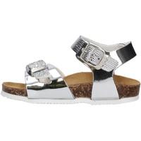 Schuhe Mädchen Sandalen / Sandaletten Gold Star - Sandalo argento 8846TT ARGENTO