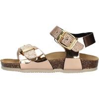 Schuhe Mädchen Sandalen / Sandaletten Gold Star - Sandalo oro 8846TT ORO