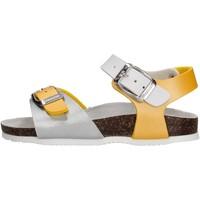 Schuhe Mädchen Sandalen / Sandaletten Gold Star - Sandalo giallo 8846D GIALLO