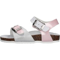 Schuhe Mädchen Sandalen / Sandaletten Gold Star - Sandalo rosa 8846D ROSA