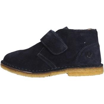 Schuhe Jungen Boots Naturino - Polacchino blu CHOCO BLU