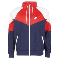 Kleidung Herren Windjacken Nike M NSW HE WR JKT HD + Marine